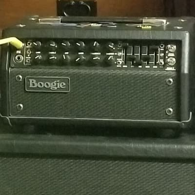 Mesa Boogie Mark Five 25 2-Channel 25-Watt Guitar Amp Head With Footswitch And Origional  Manual/booklet