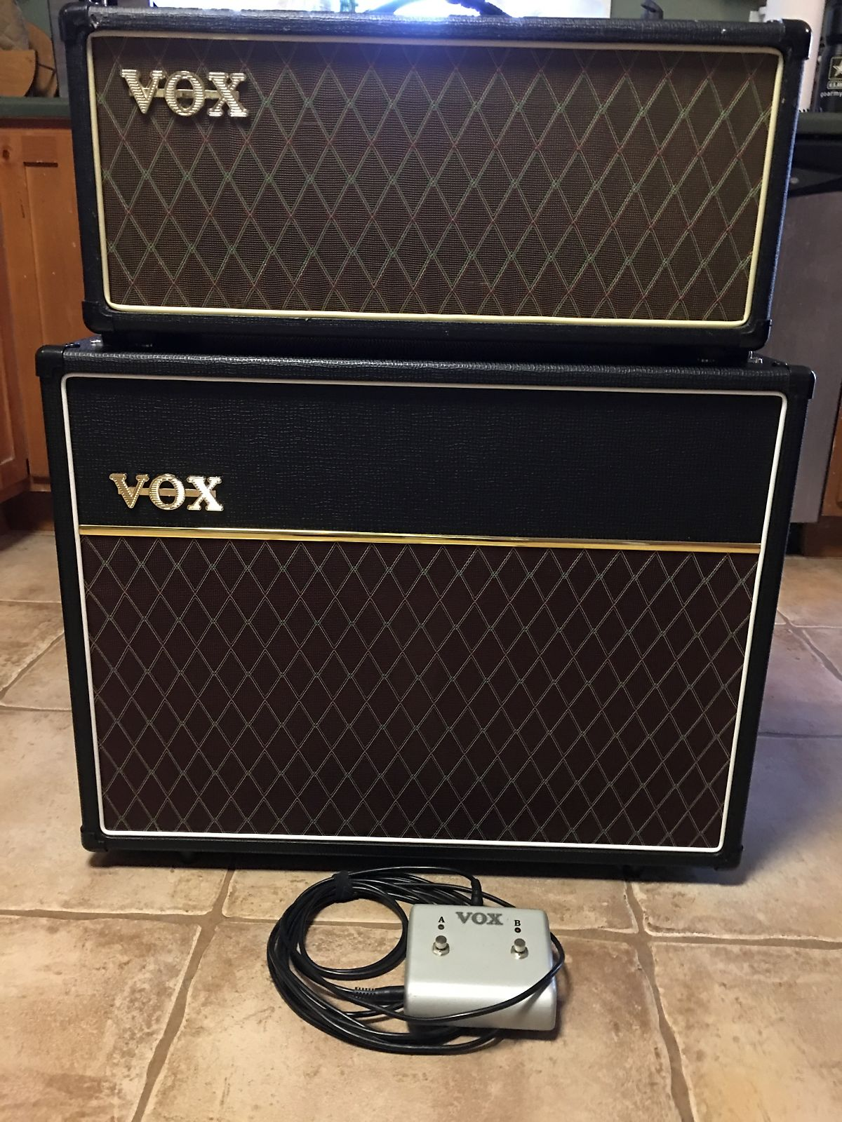 Dating vox ac30cch