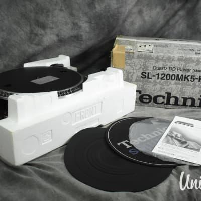 Technics SL-1200 MK3 Black Direct Drive DJ Turntable w/ Original Box