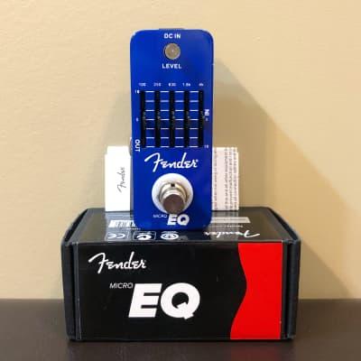 Fender Micro EQ for sale