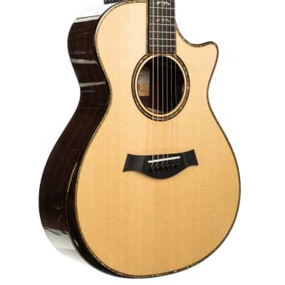 Taylor 912ce Grand Concert Acoustic-Electric Guitar - Natural