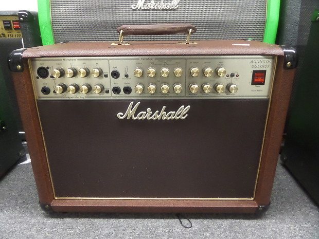 marshall acoustic soloist as80r guitar amplifier reverb. Black Bedroom Furniture Sets. Home Design Ideas