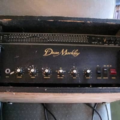 Dean Markley SM400SB 1980? Black for sale