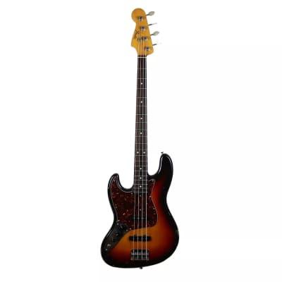 Fender JB-62 LH Jazz Bass Reissue Left-Handed MIJ