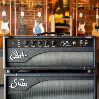 Suhr Bella Reverb Amp Head for sale