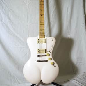 Pete Back 'The Bum' electric guitar S/H for sale