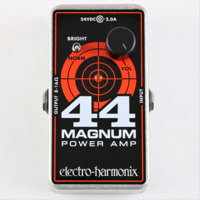 ELECTRO HARMONIX 44 MAGNUM POWER AMP for sale