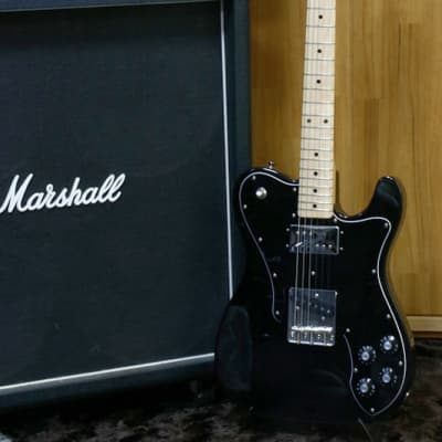 2018 model Near Mint Fender TRADITIONAL '70s Telecaster Custom Made in Japan for sale