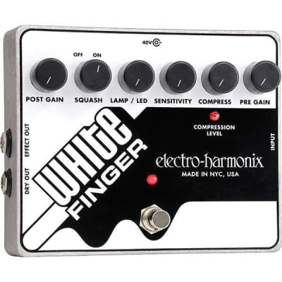 Electro Harmonix White Finger (New chassis) for sale