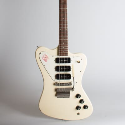 Gibson  Firebird III Solid Body Electric Guitar (1967), ser. #003605, original black hard shell case.