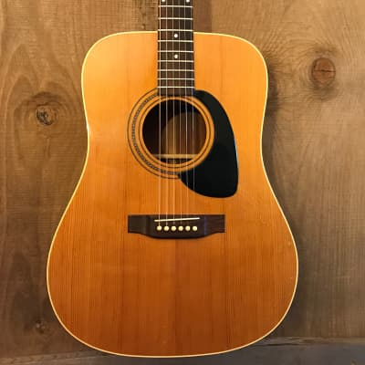 Heritage HFT-445 Flattop Dreadnought Acoustic Guitar c.1987 for sale