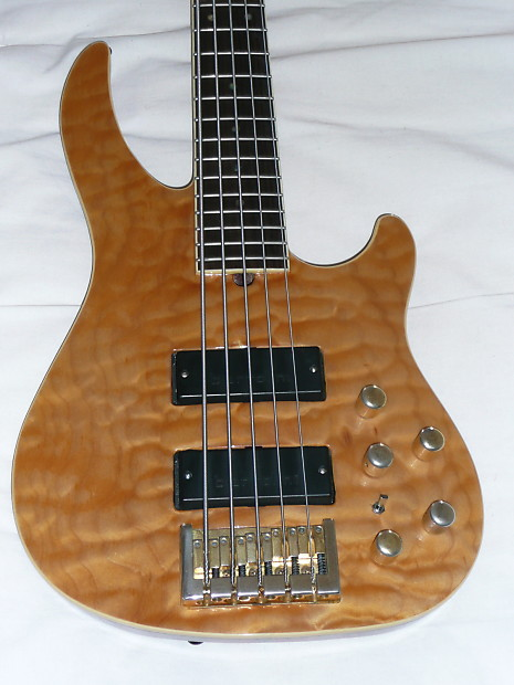 brian moore 5 string bass on sale auction reverb. Black Bedroom Furniture Sets. Home Design Ideas