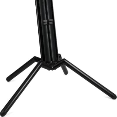 K&M 18840 Baby Spider Pro Keyboard Stand - Black (KM18840BKd1)