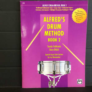 Alfred 00-238 Alfred's Drum Method (Book 2)
