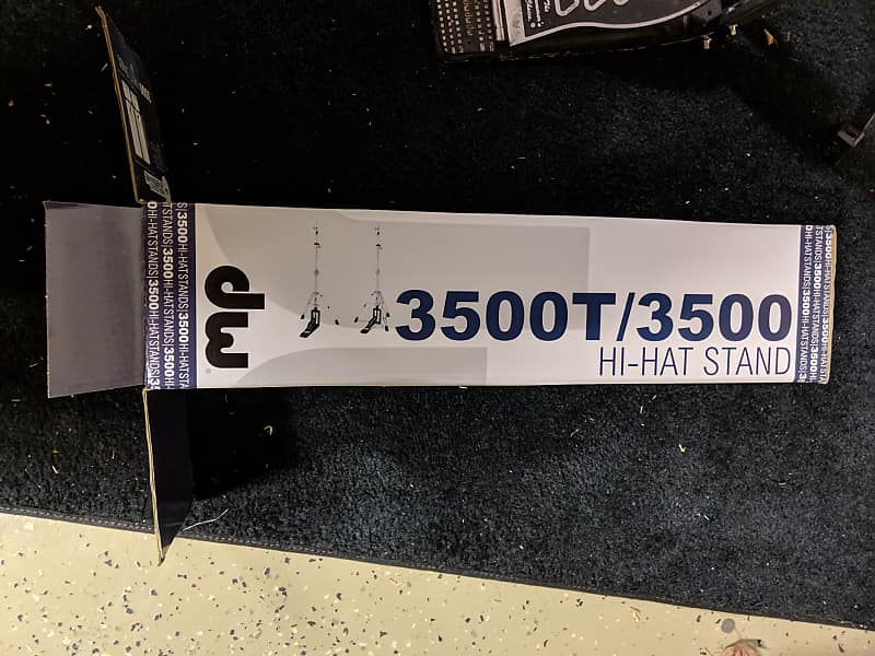 DW 3500T /· Supporto per hi-hat