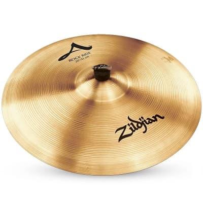 """Zildjian 20"""" A Series Rock Ride Cymbal"""