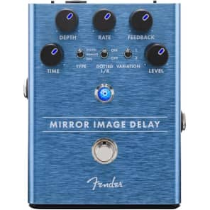 Fender Mirror Image Delay Pedal for sale