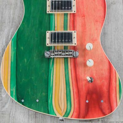 Prisma Toledo Guitar, McNelly Humbucking Pickups, Brazilian Walnut Fretboard for sale