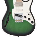 Fret-King FKV21SAGB Country Squire Semitone Special Green Burst