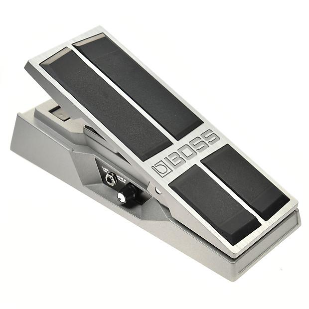 boss fv 500l stereo line level volume expression pedal reverb. Black Bedroom Furniture Sets. Home Design Ideas