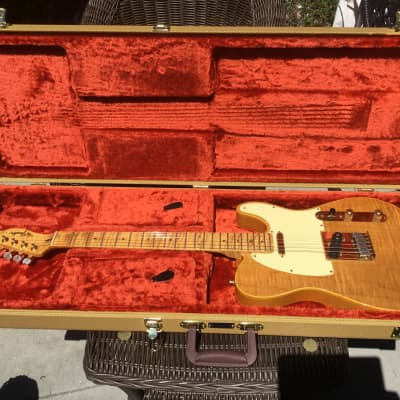 1989 Fender Telecaster Custom Shop 40th Anniversary for sale