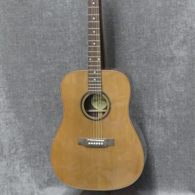 Great Divide Lefty Acoustic Guitar - SBDC-24-LH-G for sale