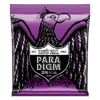 Ernie Ball Paradigm Electric Guitar Strings - Power Slinky - .011-.048