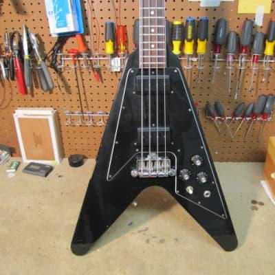 Gibson Flying V Bass 1982 Black