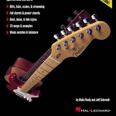 Hal Leonard FastTrack Guitar Method - Book 1