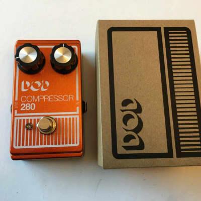 DOD Digitech 280 Compressor Sustainer Reissue Guitar Effect Pedal + Original Box for sale