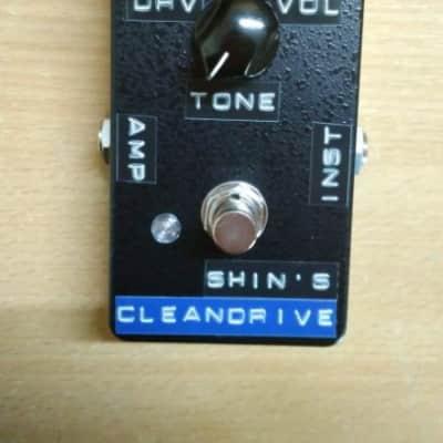 Shin's Music Clean Drive / Boost Pedal w/ Original box & paperwork