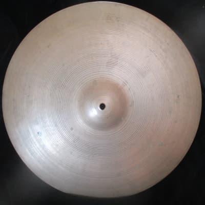 "A. Zildjian 19"" '60s Stamp Ride Cymbal"