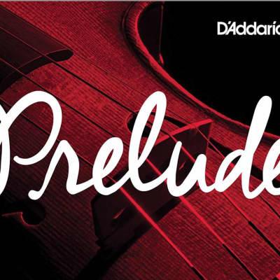 D'Addario J911 MM Prelude Medium Scale Viola String - A Medium