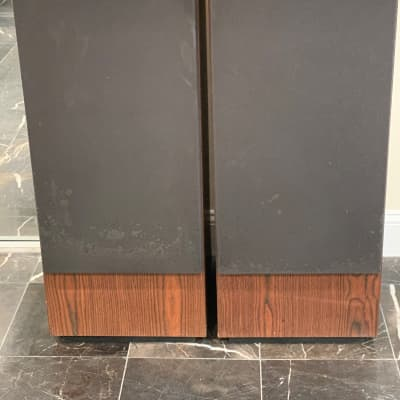 JBL L100t3  Classic Vintage Full Range Floor Speakers