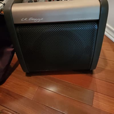 LR Baggs 200W AC Amp 2011 for sale