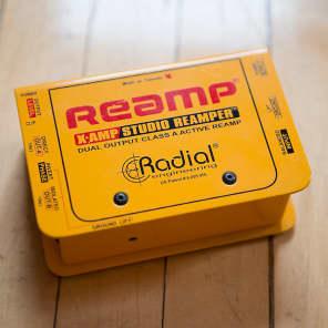 Radial X-Amp Studio Reamper