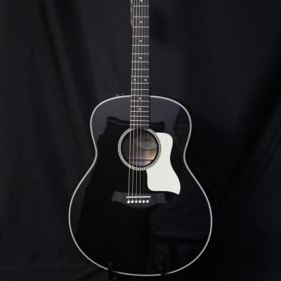 Taylor Custom GO Grand Orchestra Acoustic Electric Guitar w/ Case - Black for sale