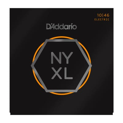 D`Addario NYXL1046 NYXL Electric Guitar Strings 10-46