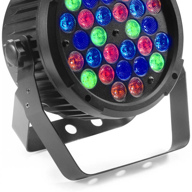 Stagg King Par with 30 x 2-watt RGBAUV mixed LED image