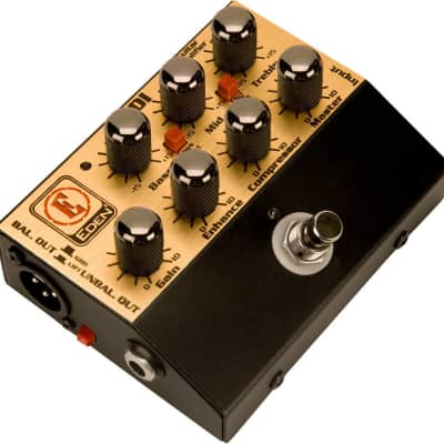 Eden World Tour Preamp Pedal Bass Preamp / Direct Box