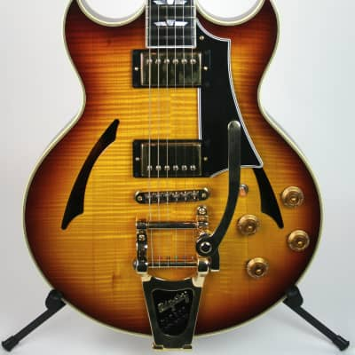 Used Gibson Custom Johnny A Signature Sunset Glow for sale