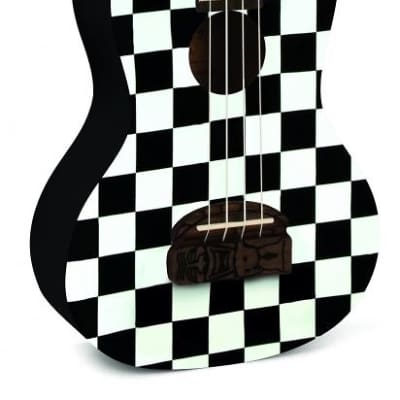 Hohner Kohala Tiki Concert Checkerboard  KT-CCB for sale