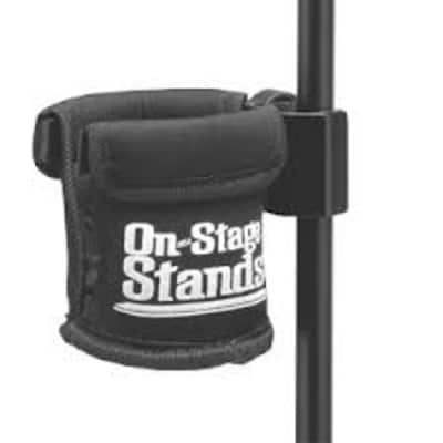 On-Stage Clamp-On Drink Holder