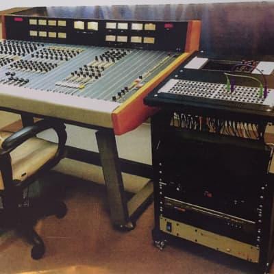 Wheatstone  SP-6 Audio Console 80's