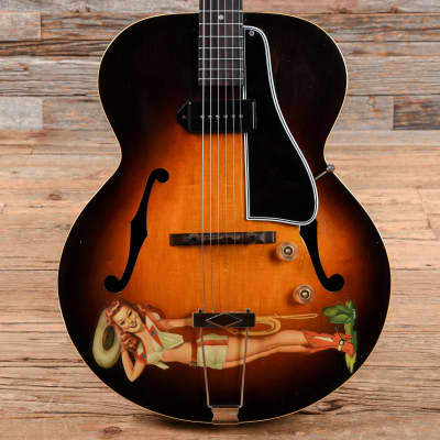 Gibson ES-150 Sunburst Late 1940s for sale