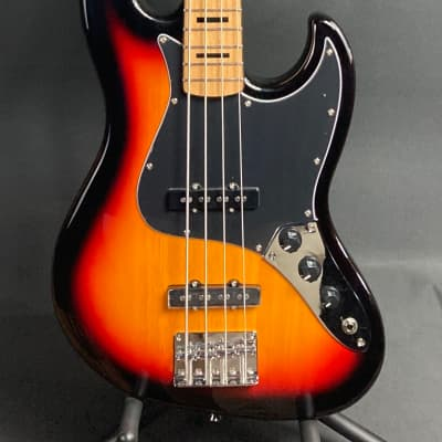 Tagima TJB-4SB Classic Series 4-String Bass Guitar Vintage Sunburst for sale