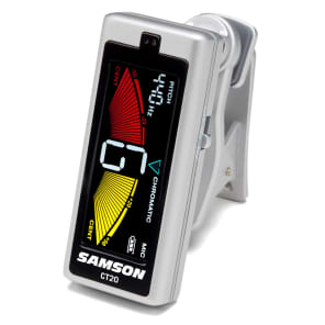 Samson CT20 Clip-On Tuner