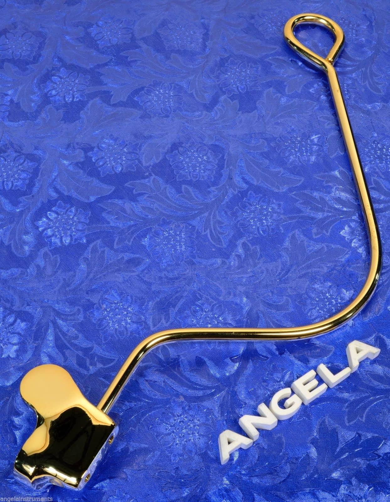 Genuine Gretsch Merle Travis Bigsby Gold Vibrato Arm