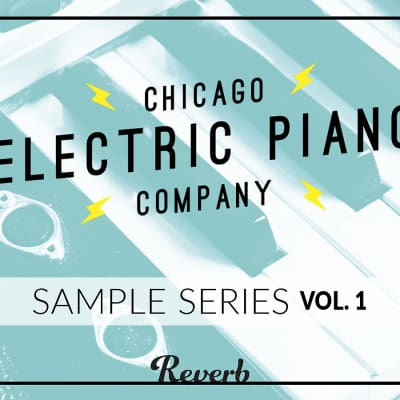The Chicago Electric Piano Co | Sample Series Vol. 1 - Fender Piano Bass