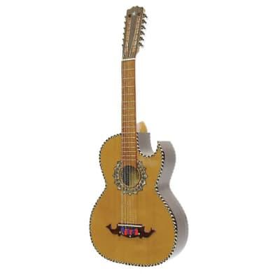 Paracho Elite Guitars Presidio Bajo Sexto for sale